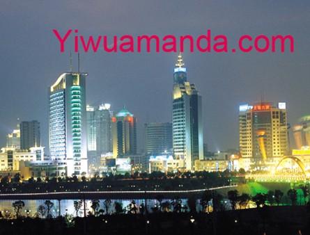 Yiwu night picture